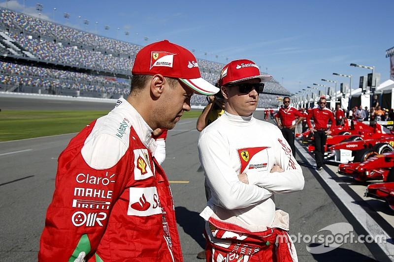 A Mercedes csapatfőnöke nagyot csalódott Vettelben!