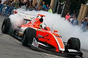 Formula V8 3.5 Actualités Alfonso Celis Jr rempile en Formule V8 3.5 pour 2017
