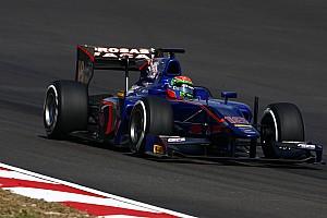 FIA F2 Son dakika Carlin GP2'den ayrılıyor!