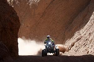 Dakar Résumé de course Quads - Deux Français sur le podium provisoire à La Paz