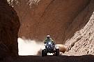 Quads - Deux Français sur le podium provisoire à La Paz