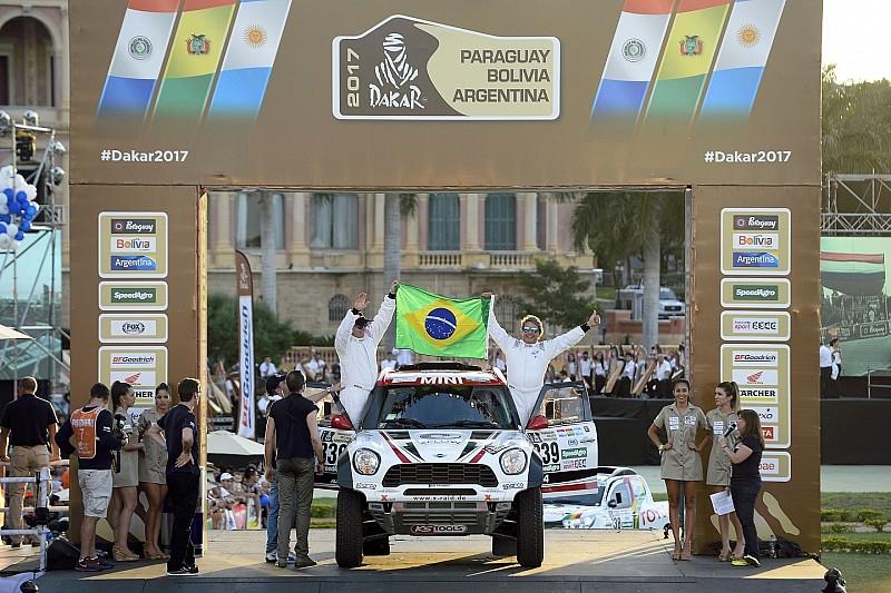 Confira desempenho dos brasileiros na semana 1 do Dakar