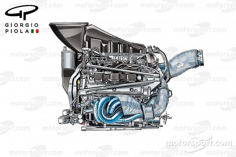 Honda gaat Mercedes achterna met plaatsing turbine en compressor