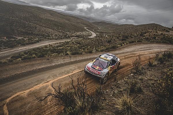 Dakar 2017, 7. Etap: Peterhansel ve Loeb rahat bir fark açtı