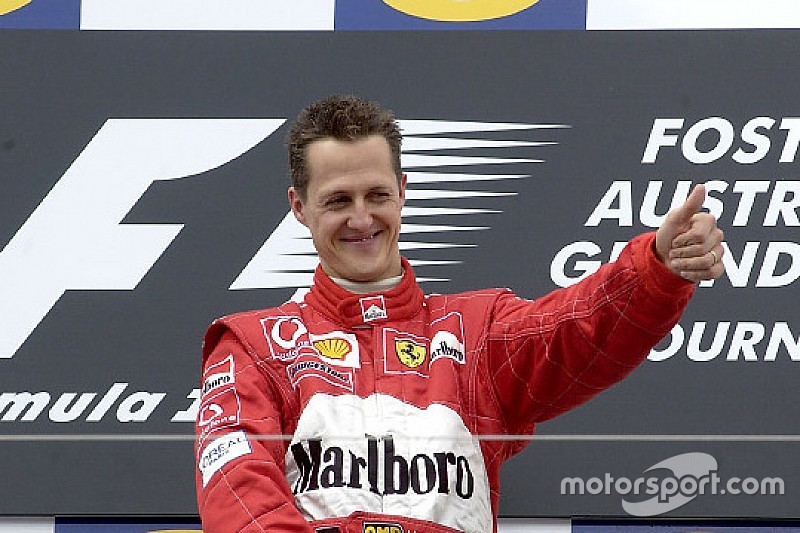 Michael Schumacher in