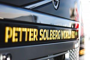 World Rallycross Actualités Petter Solberg RX reçoit le soutien officiel de Volkswagen