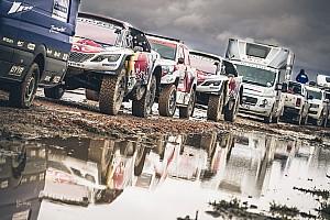Dakar News Erdrutsch: 9. Etappe der Rallye Dakar 2017 fällt aus