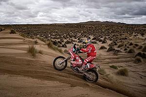 Dakar Intervista Cervantes: