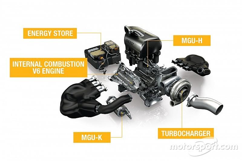 Renault komt met nieuw Energy Recovery System voor 2017