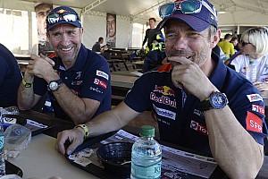 """Dakar Noticias Peterhansel: """"Es un gran honor luchar con Loeb"""""""