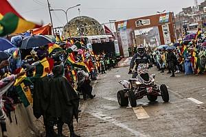 Dakar Etap raporu Dakar 2017, 12. Etap: Karyakin ATV klasmanında zaferin sahibi