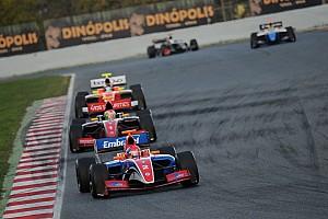 FIA F2 Últimas notícias Chefe da Fórmula V8 3.5 ameaça processar CEO da GP2