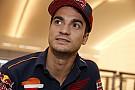 Педроса розважається перед початком сезону MotoGP