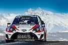 【WRC】開幕戦の前日シェイクダウン、トヨタのラトバラは4位