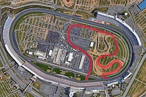 NASCAR Cup Últimas notícias Traçado misto de Charlotte pode ser utilizado no Chase