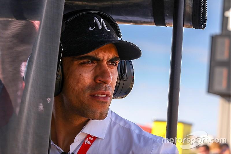 Maldonado espérait revenir en F1 grâce à la retraite de Rosberg