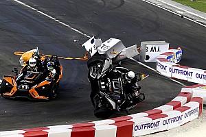 Speciale Ultime notizie Ecco il video del volo di Wehrlein alla Race of Champions