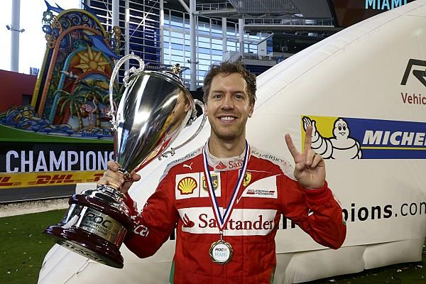 Vettel, campeón contra el mundo en la Copa de Naciones