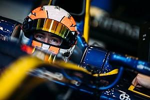 Формула E Новость Линн стал тест-пилотом команды Формулы Е