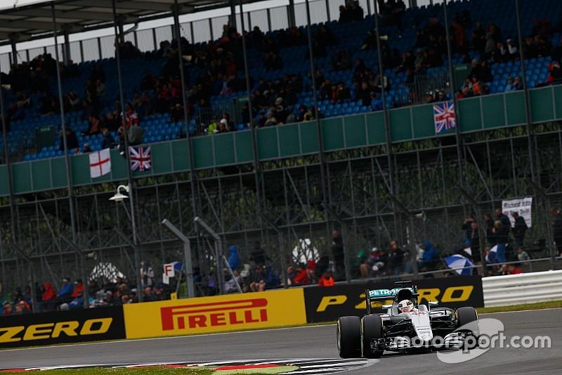 Palmer no está interesado en tomar el control de Silverstone
