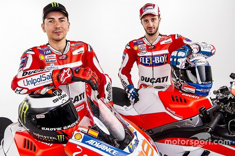 "MotoGP: Andrea Dovizioso hat ""keine Angst"" vor Jorge Lorenzo"
