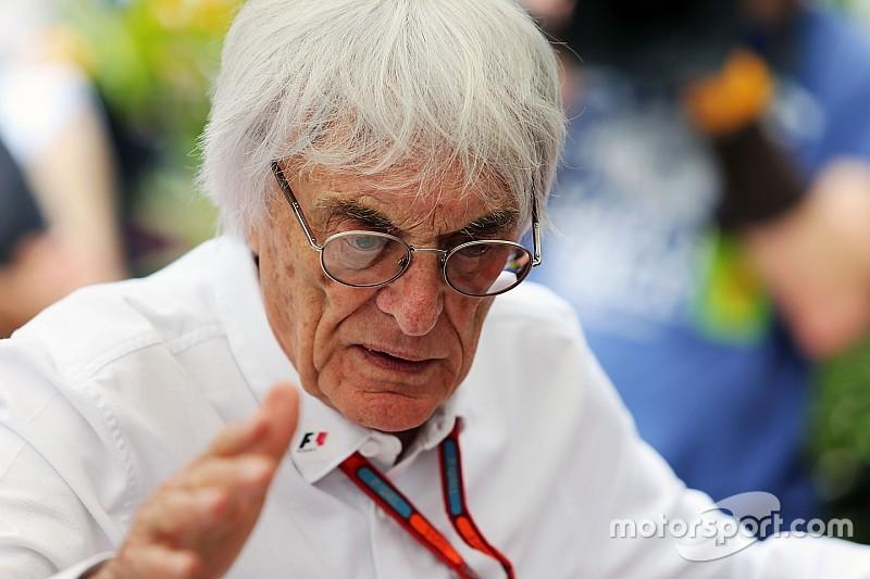 Bernie Ecclestone, el hombre que transformó la Fórmula 1