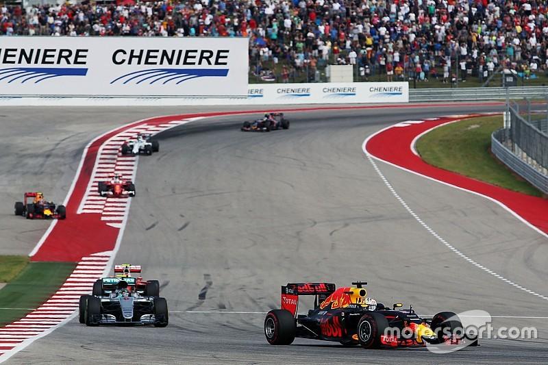 """Carey: """"Es necesaria una nueva gestión porque la F1 no ha crecido suficiente"""""""