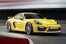 Bientôt un Porsche Cayman GT4 RS?
