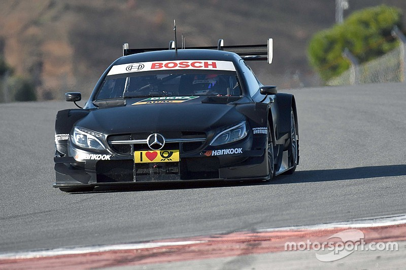 Mercedes, 2017 DTM sezonu için pilotlarını açıkladı