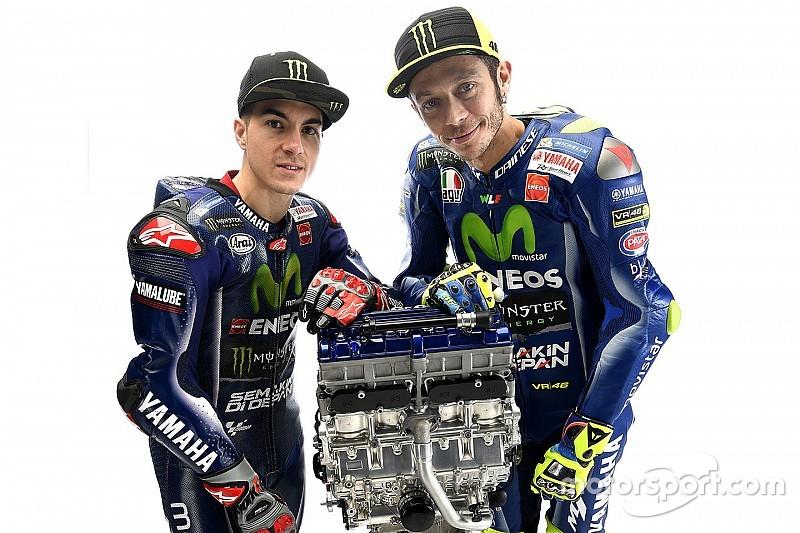 Rossi berharap Vinales tidak lebih baik daripada Lorenzo