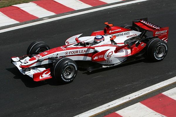 10 років тому: Стартова решітка Формули-1 2007 року
