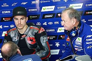 """MotoGP Entrevista Forcada: """"Viñales va a tener el mismo trato que Rossi en Yamaha"""""""