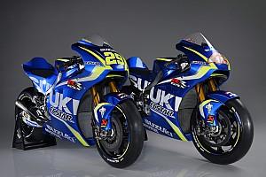 MotoGP Top List Galería: un vistazo a la nueva Suzuki GSX-RR 2017