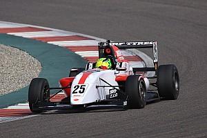 Indian Open Wheel Actualités MRF - Mick Schumacher gagne deux fois, puis s'accroche