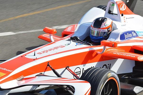 Formula E Ultime notizie Rosenqvist: priorità assoluta alla Formula E e alla Mahindra