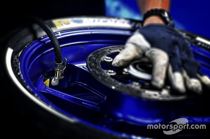 Primera prueba de Michelin con el identificador de neumáticos