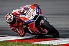 """Lorenzo: """"Tengo que cambiar mi pilotaje, voy muy lento"""""""