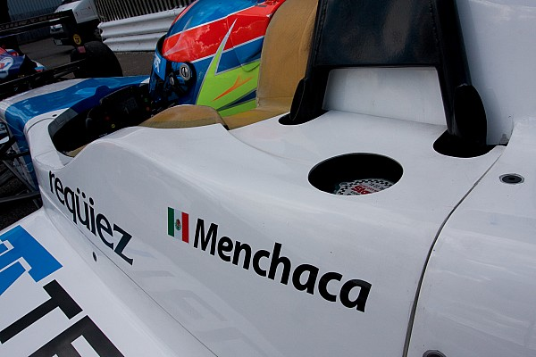 Formula V8 3.5 Menchaca completes all-Mexican Fortec F3.5 line-up