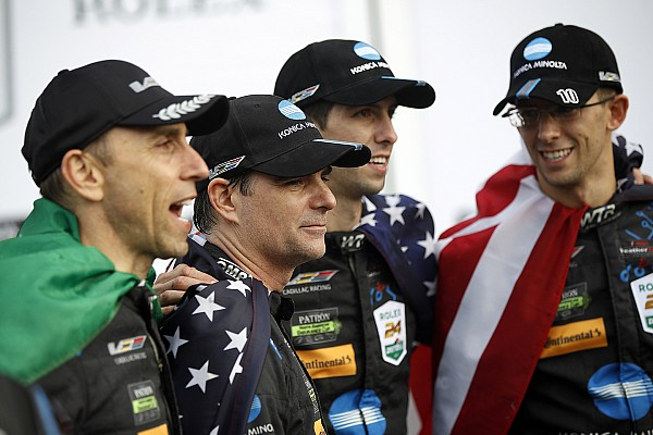 Jeff Gordon desconoce si hará más carreras de IMSA