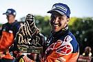 El ganador del Dakar: