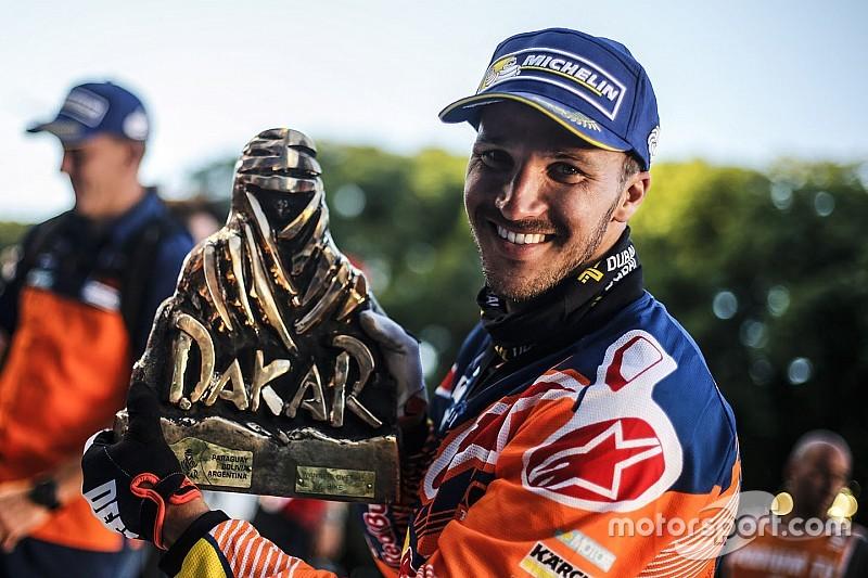 """El ganador del Dakar: """"La navegación se les fue de las manos"""""""
