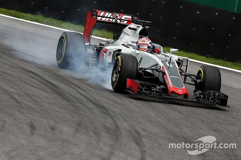 """Grosjean - Il y aura """"plus d'erreurs"""" cette saison"""