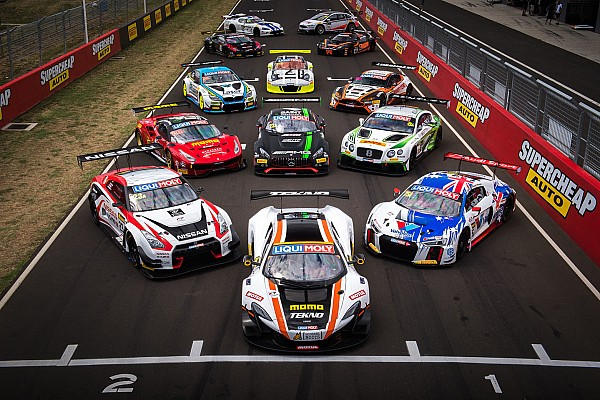 其他耐力赛 前瞻 GT集结号:八大厂商鏖战巴瑟斯特12小时