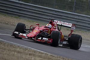 Formule 1 Actualités Ferrari va mener des essais sur piste humide pour Pirelli