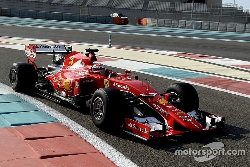 新赛季F1车重下限调整为728公斤