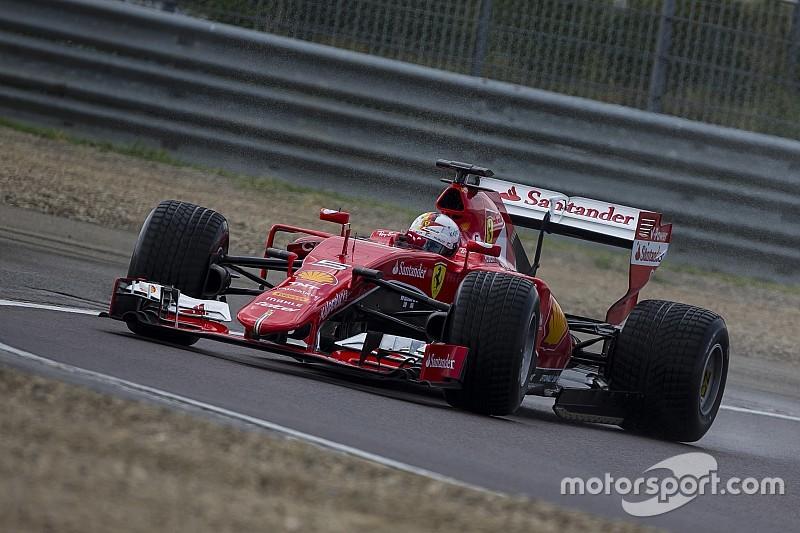 【F1】フェラーリ、来週フィオラノでウェットタイヤのテストを実施
