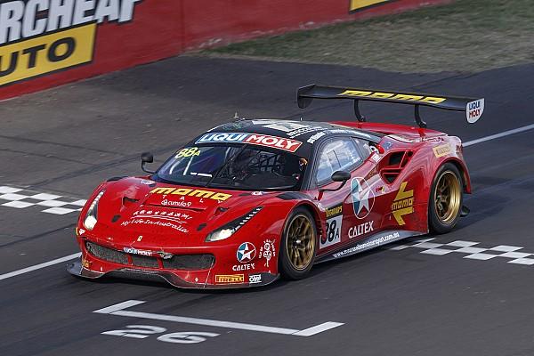Bathurst 12 Saat: Ferrari kazandı, van Gisbergen kaza yaptı
