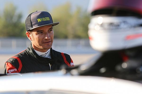 Scheider turun semusim penuh di World Rallycross 2017