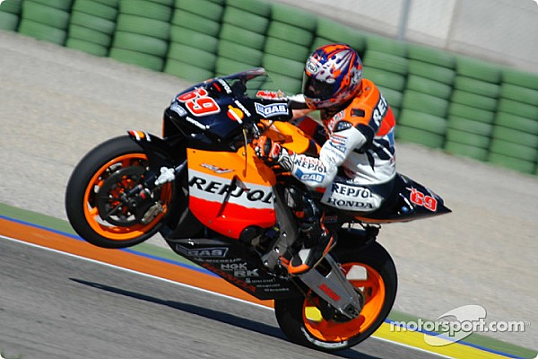 Overzicht in foto's: De motoren van Nicky Hayden