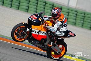 MotoGP Toplijst Overzicht in foto's: De motoren van Nicky Hayden